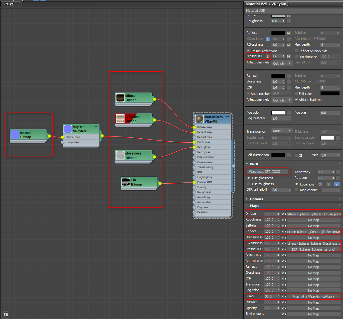 Vray for 3ds Max - Substance Integrations