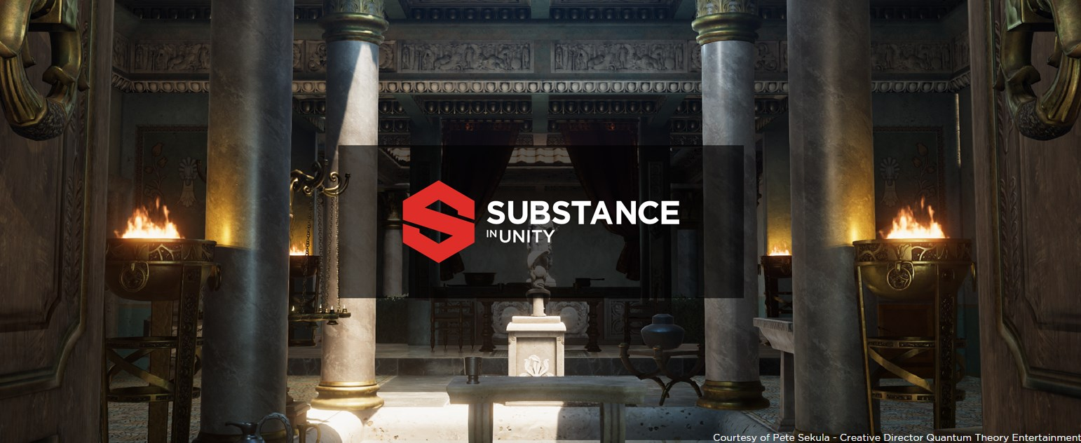 Unity - Substance Integrations